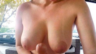 Titty fucking until I bust