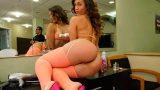 Kelsi Monroe and Her Big Ass Please A Fan